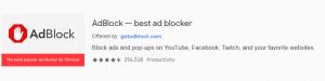 adblock חוסם פרסומות